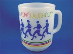 Live Love Laugh Play Running