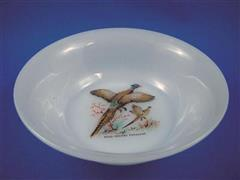 Game Birds Dessert  Bowl