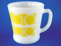 Ring Mug Yellow
