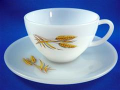 Wheat Cup&Saucer