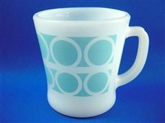 Ring Mug Light Blue