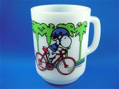 Snoopy Pedal Power