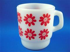 Daisy Head Red