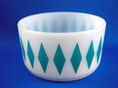 Daiamond Bowl Blue