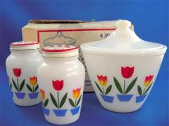 Tulip Range Set 4Piece