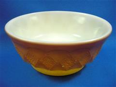 Kimberly Cereal Bowl (Brown)