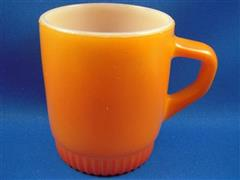 Stacking Color  Mug  Ribbed Bottom