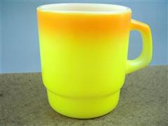Gradation Orange/Yellow Stacking