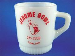 Jerome Bowl 275 Club