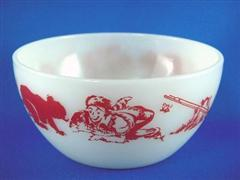 Davy Crockett Cereal Bowl