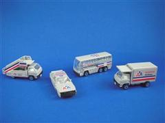American Airlines Food,Bus,Truck set