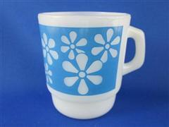 Rhythmic Flower Blue