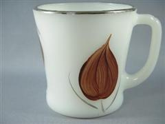 Gay Fad Brown Fig with Silver Rim