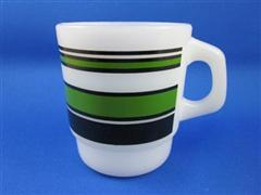 Super Stripe Green